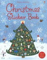 Christmas Sticker Book. Mein Stickerbuch: Weihnachten, englische Ausgabe