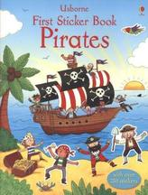 Usborne First Sticker Book Pirates