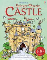 Usborne Sticker Puzzle Castle