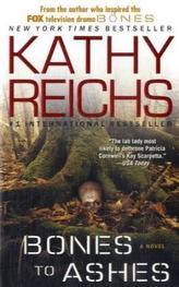 Bones to Ashes. Knochen zu Asche, englische Ausgabe