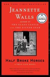 Half Broke Horses. Ein ungezähmtes Leben, englische Ausgabe