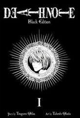 Death Note Black Edition, English edition. Vol.1