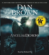 Angels & Demons, 6 Audio-CDs. Illuminati, 6 Audio-CDs, englische Version