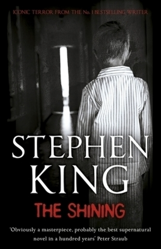 The Shining, English edition - Stephen King