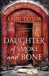 Daughter of Smoke and Bone. Zwischen den Welten - Daughter of Smoke and Bone, englische Ausgabe