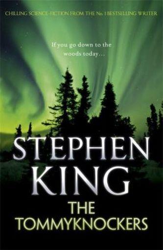 The Tommyknockers. Das Monstrum - Tommyknocker, englische Ausgabe - Stephen King