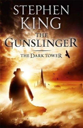 The Gunslinger. Schwarz, englische Ausgabe - Stephen King