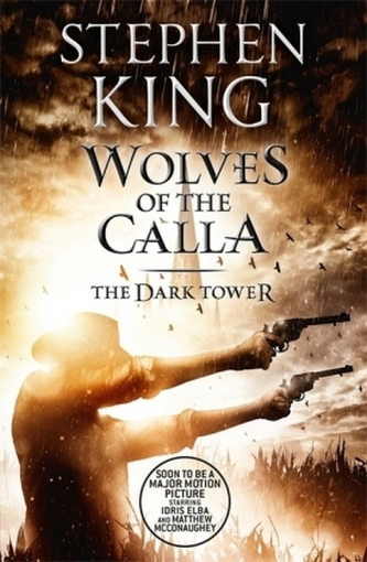 Wolves of the Calla. Wolfsmond, englische Ausgabe - Stephen King