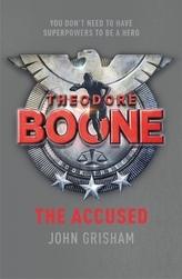 Theodore Boone - The Accused. Theo Boone - Unter Verdacht, englische Ausgabe