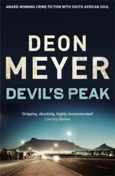 Devil's Peak. Der Atem des Jägers, englische Ausgabe