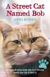 A Street Cat Named Bob. Bob, der Streuner, englische Ausgabe