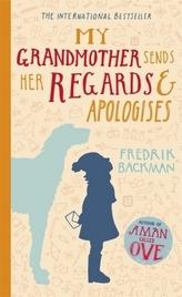 My Grandmother Sends Her Regards & Apologises. Oma lässt grüßen und sagt, es tut ihr leid, englische Ausgabe