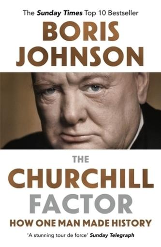 The Churchill Factor. Der Churchill-Faktor, englische Ausgabe - Johnson, Boris