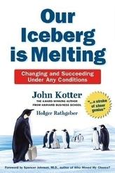 Our Iceberg is Melting. Das Pinguin-Prinzip, englische Ausgabe