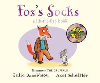 Tales from Acorn Wood: Fox's Socks - Donaldson, Julia