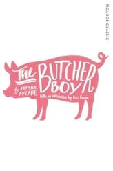The Butcher Boy. Der Schlächterbursche, englische Ausgabe