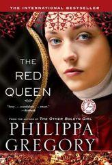 The Red Queen. Der Thron der roten Königin, englische Ausgabe