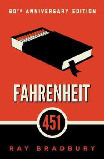 Fahrenheit 451, English edition - Ray Bradbury