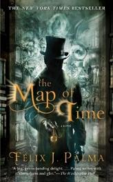 The Map of Time. Die Landkarte der Zeit, englische Ausgabe