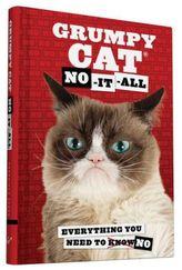 Grumpy Cat - No-It-All