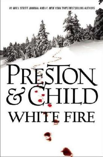 White Fire. Attack Unsichtbarer Feind, englische Ausgabe - Preston, Douglas