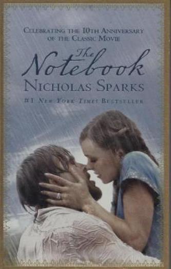 The Notebook. Wie ein einziger Tag, englische Ausgabe - Nicholas Sparks