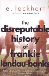 The Disreputable History of Frankie Landau-Banks. Die unrühmliche Geschichte der Frankie Landau-Banks, englische Ausgabe