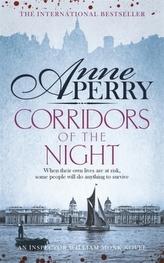 Corridors of the Night. Der Todesengel von London, englische Ausgabe