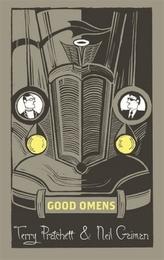 Good Omens. Ein gutes Omen, englische Ausgabe
