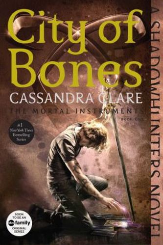 The Mortal Instruments - City of Bones. Chroniken der Unterwelt - City of Bones, englische Ausgabe - Clare, Cassandra