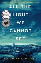 All the Light We Cannot See. Alles Licht, das wir nicht sehen, englische Ausgabe