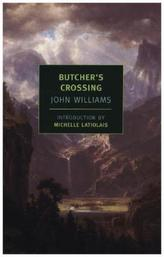 Butcher's Crossing, English edition