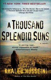 A Thousand Splendid Suns. Tausend strahlende Sonnen, englische Ausgabe
