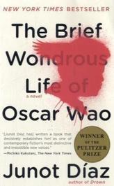 The Brief Wondrous Life of Oscar Wao. Das kurze wundersame Leben des Oscar Wao, englische Ausgabe