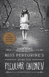 Miss Peregrine's Home for Peculiar Children. Die Insel der besonderen Kinder, englische Ausgabe