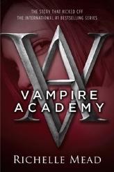 Vampire Academy. Blutsschwestern, englische Ausgabe