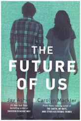 The Future of Us. Wir beide, irgendwann, englische Ausgabe