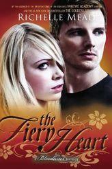 The Fiery Heart. Bloodlines - Feuriges Herz, englische Ausgabe