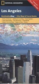 National Geographic DestinationMap Los Angeles