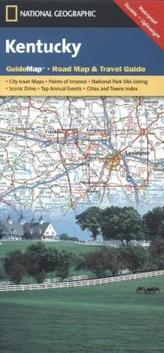 National Geographic GuideMap Kentucky
