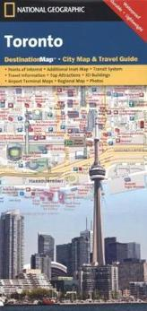 National Geographic DestinationMap Toronto