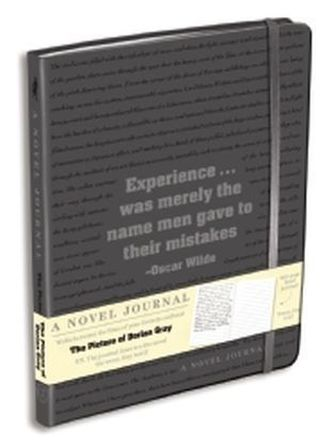 A Novel Journal: The Picture of Dorian Gray - Wilde, Oscar