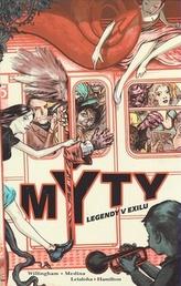 Mýty Legendy v exilu