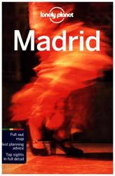 Lonely Planet Madrid City Guide