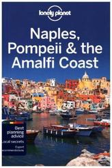 Lonely Planet Naples, Pompeii & the Amalfi Coast Guide