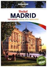Lonely Planet Madrid Pocket Guide