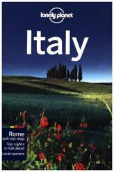 Lonely Planet Italy Guide