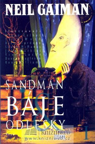 Sandman Báje a odlesky - Neil Gaiman