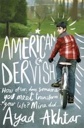 American Dervish. Himmelssucher, englische Ausgabe