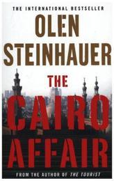 The Cairo Affair. Die Kairo-Affäre, englische Ausgabe